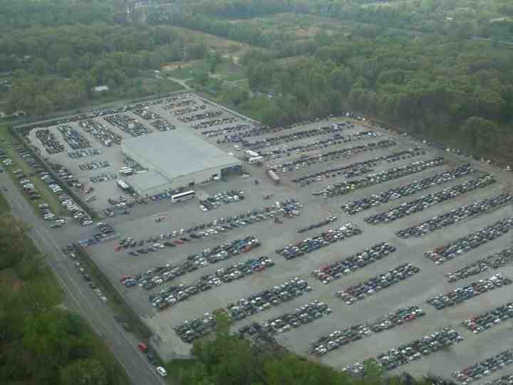 Junkyard Cars Parts